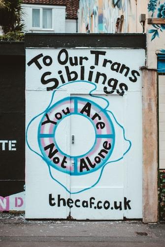 manifesto alle vittime di transfobia