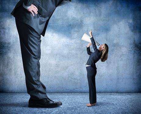 disuguaglianza lavorativa tra uomo e donna